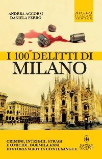 Cover I 100 delitti di Milano