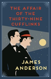 Cover The Affair of the Thirty-Nine Cufflinks