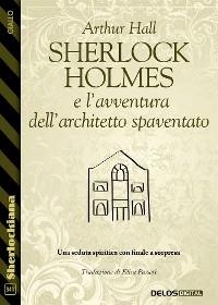 Cover Sherlock Holmes e l'avventura dell'architetto spaventato