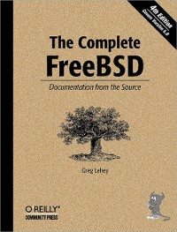 Cover Complete FreeBSD