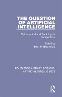 Cover Question of Artificial Intelligence