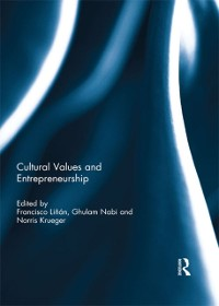 Cover Cultural Values and Entrepreneurship
