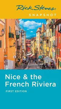 Cover Rick Steves Snapshot Nice & the French Riviera