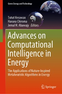 Cover Advances on Computational Intelligence in Energy