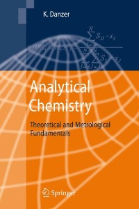 Cover Analytical Chemistry