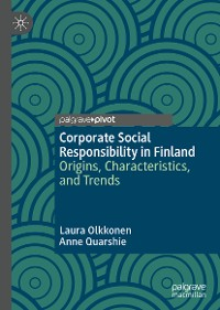 Cover Corporate Social Responsibility in Finland