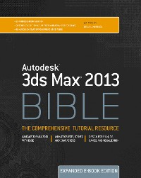 Cover Autodesk 3ds Max 2013 Bible, Expanded Edition