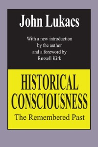 Cover Historical Consciousness