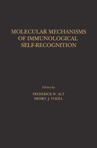 Cover Molecular Mechanisms of Immunological Self-Recognition