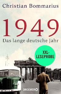 Cover XXL-Leseprobe: 1949