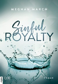 Cover Sinful Royalty