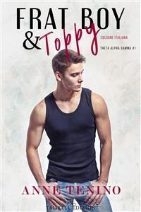 Cover Frat Boy & Toppy: Edizione italiana