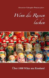 Cover Wenn die Russen lachen