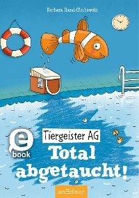 Cover Tiergeister AG - Total abgetaucht!