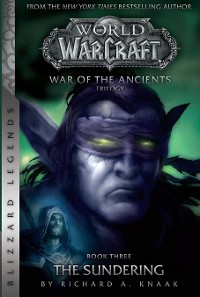 Cover WarCraft: War of The Ancients # 3: The Sundering