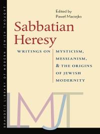 Cover Sabbatian Heresy