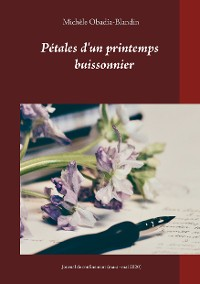 Cover Pétales d'un printemps buissonnier