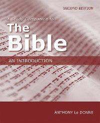 Cover A Study Companion to the Bible