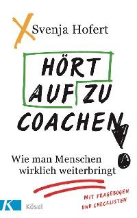 Cover Hört auf zu coachen!