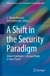 Cover A Shift in the Security Paradigm