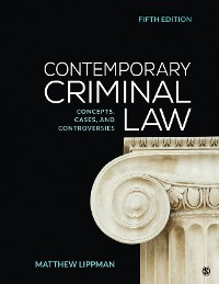 Cover Contemporary Criminal Law