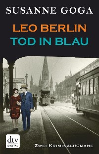 Cover Leo Berlin - Tod in Blau