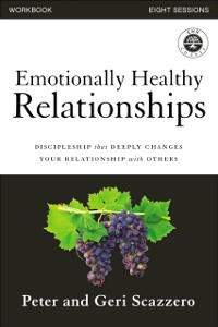 Cover Emotionally Healthy Relationships Workbook