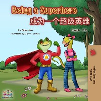 Cover Being a Superhero