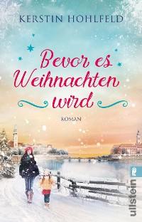 Cover Bevor es Weihnachten wird