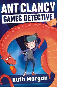 Cover Ant Clancy Games Detective