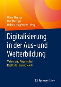 Cover Digitalisierung in der Aus- und Weiterbildung