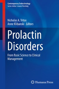Cover Prolactin Disorders