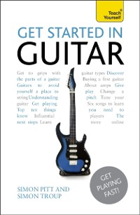 Cover Get Started In Guitar