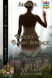 Cover Brides of Banff Springs