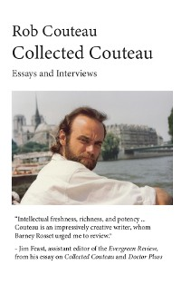 Cover Collected Couteau. Essays and Interviews (Third, Revised Edition)