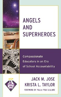 Cover Angels and Superheroes