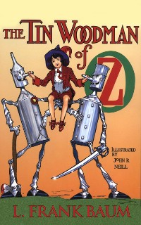 Cover Tin Woodman of Oz, The