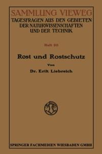 Cover Rost und Rostschutz