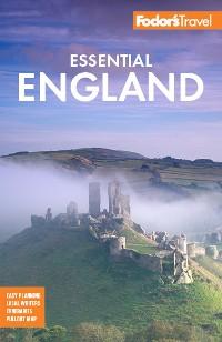 Cover Fodor's Essential England
