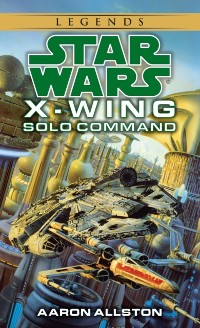 Cover Solo Command: Star Wars Legends (X-Wing)