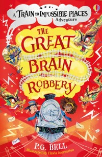 Cover Great Brain Robbery