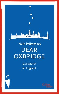 Cover Dear Oxbridge