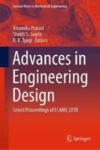 Cover Advances in Engineering Design