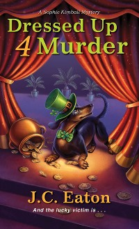 Cover Dressed Up 4 Murder