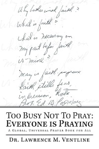 Cover Too Busy Not to Pray: Everyone Is Praying