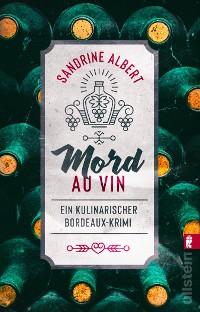 Cover Mord au Vin