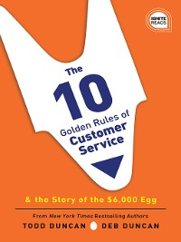 Cover The 10 Golden Rules of Customer Service