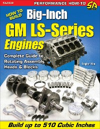 Cover How to Build Big-Inch GM LS-Series Engines