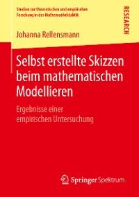 Cover Selbst erstellte Skizzen beim mathematischen Modellieren