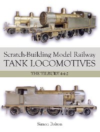 Cover Scratch-Building Model Railway Tank Locomotives